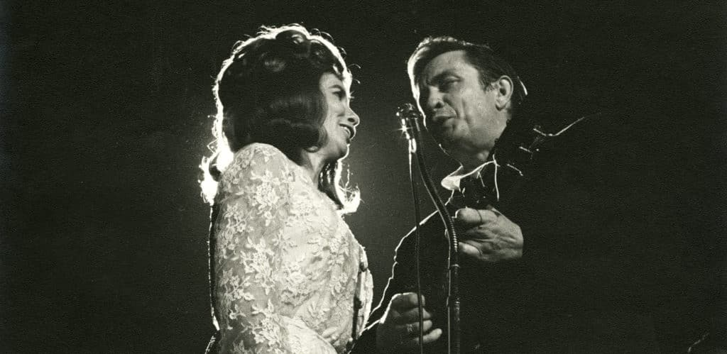 Musical Icons: Johnny Cash and June Carter Image