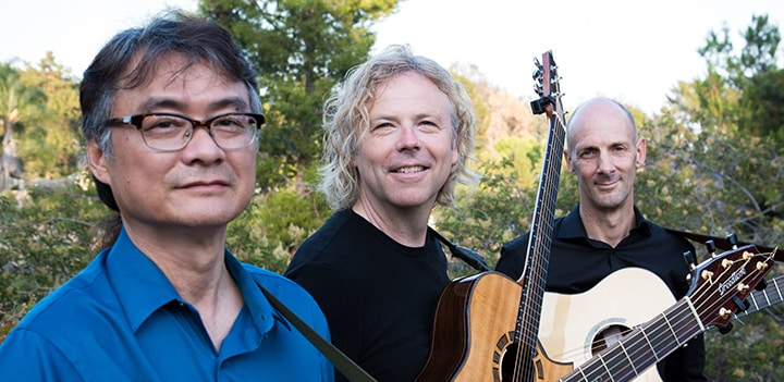 The California Guitar Trio Image